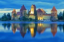 Baltikum_Wasserburg_Trakai