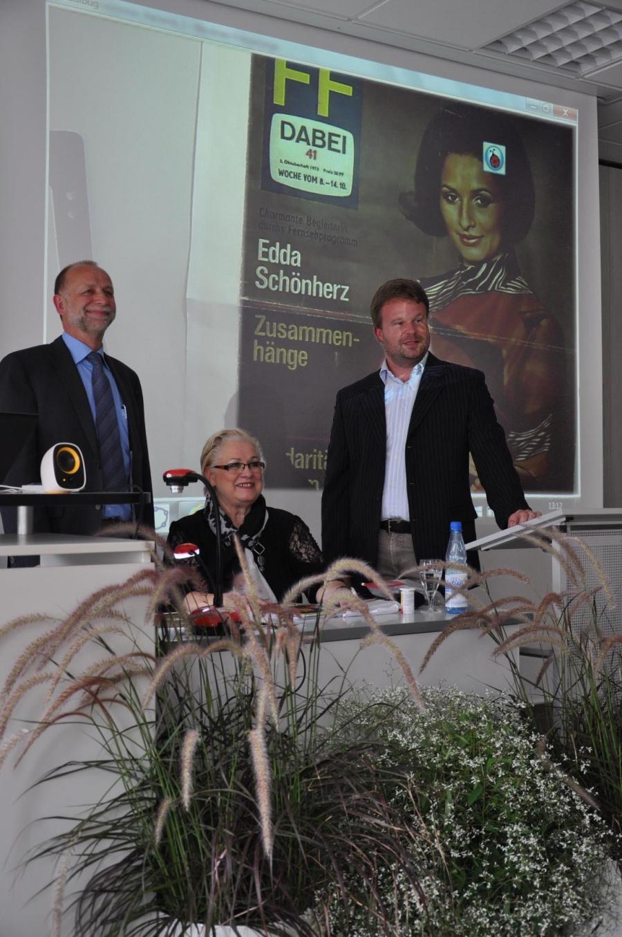 1. Dr. Rudolf Drexler, Edda Steinherz, René André Kohl