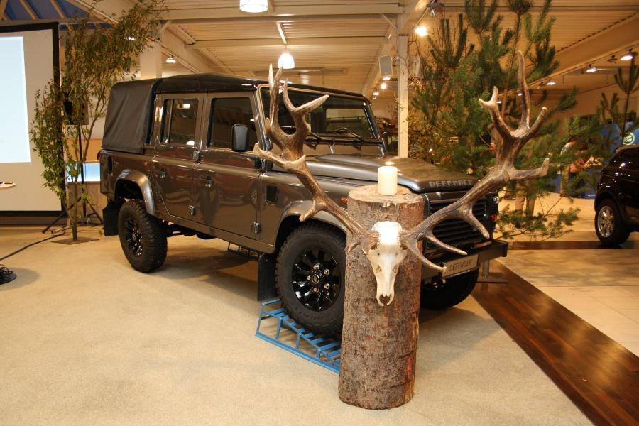 Jagen & Land Rover