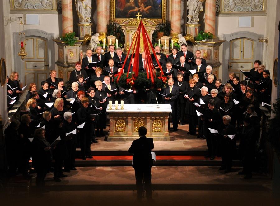 2014-12 Kirchenchor im Advent 2014-1
