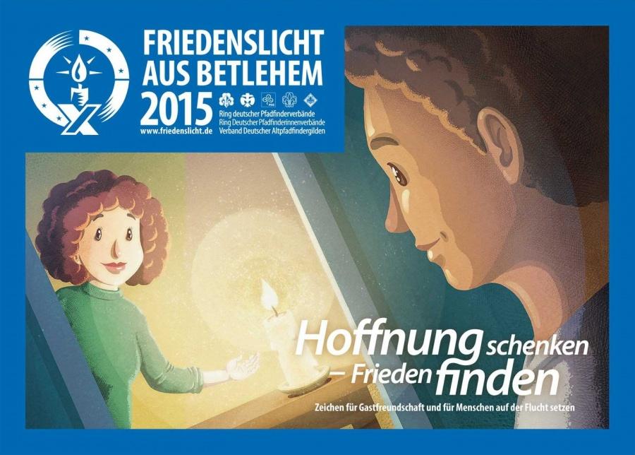 2015-11-25 Bild1 - Logo Friedenslicht 2015