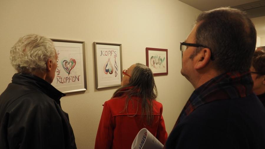 040-Kalligrafie Ausstellung