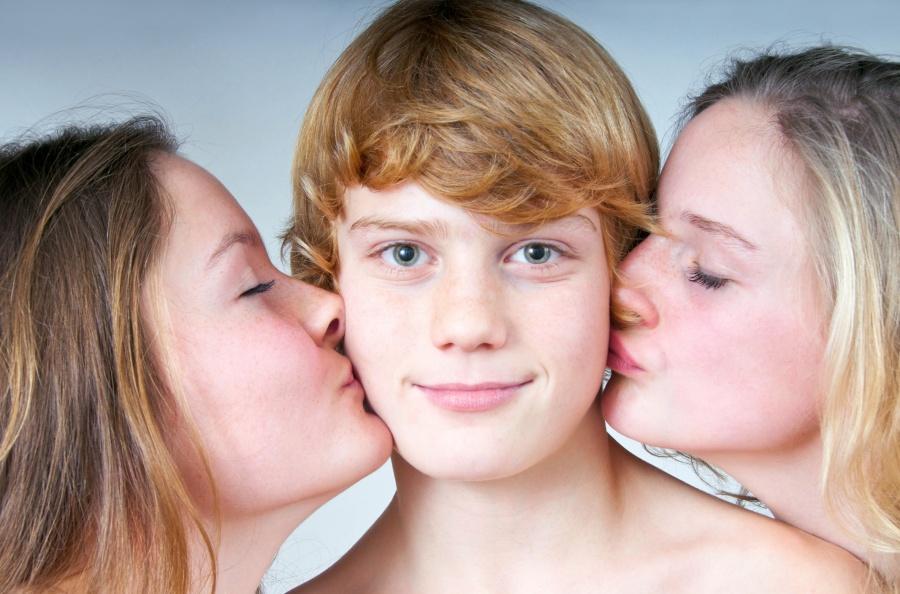 Erste-Hilfe-Tipps für Eltern von verliebten Kindern