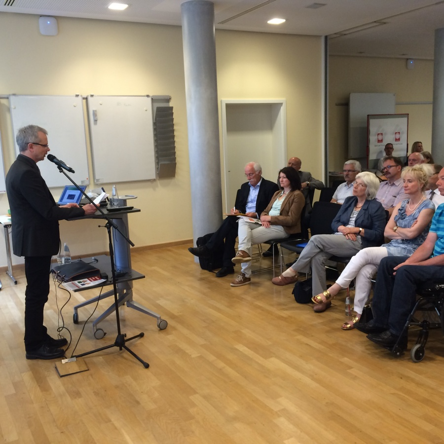 B2 Vortrag Prof. Hening Daßler