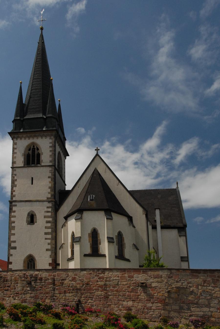 kirche -hünhan