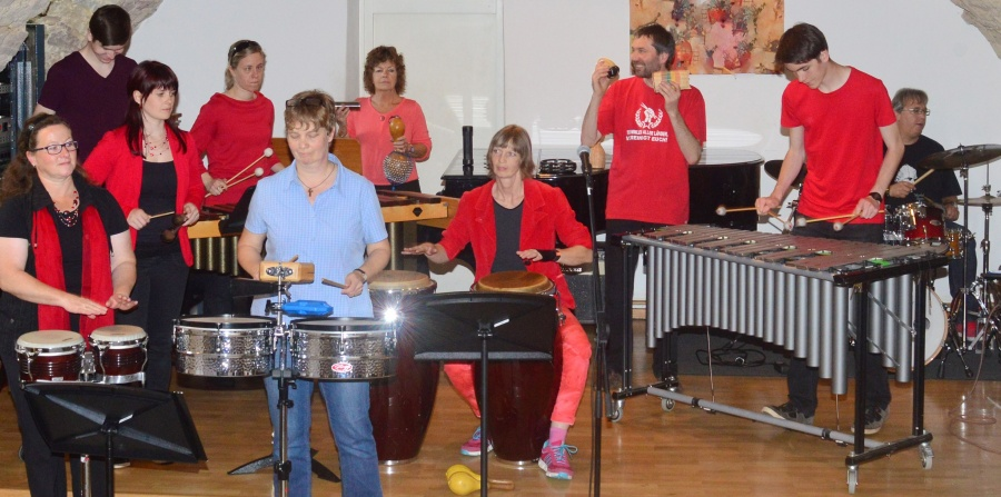 percussion ensemble  foto